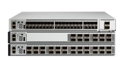 Optical Module Solutions for Cisco Nexus 9000 Series